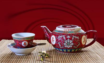 Tee aus Asien